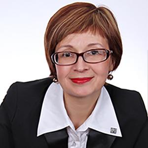 Марина Горягина