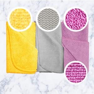 Как пользоваться салфетками из микрофибры?