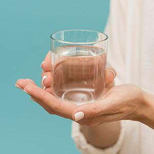 Пейте больше чистой воды
