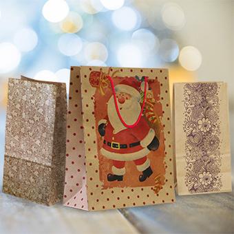 Упаковка подарков и покупок