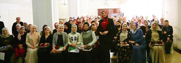 Встреча команды в Грозном