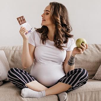 Похудеть молодой маме