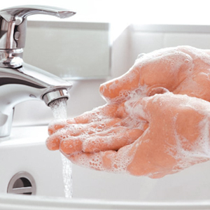 Чаще мойте руки