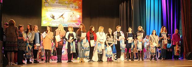 Компания Батэль поздравила юных танцоров фирменными подарками