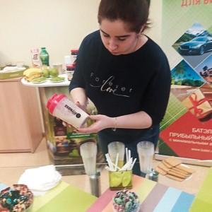 Мастер-класс «без комочков»: шейкер для белковых коктейлей проверили в Москве