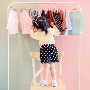 Как стирать детские вещи?