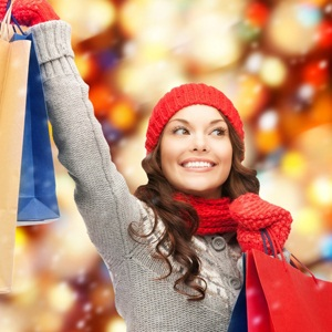 Купить подарки к Новому году