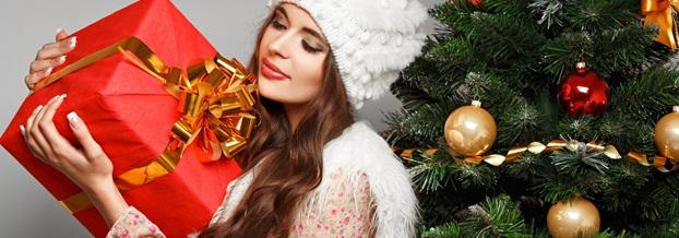 Новогодние подарки со скидкой
