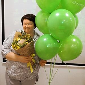 Лариса Шаймарданова