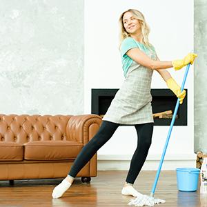 Уборка дома станет легче
