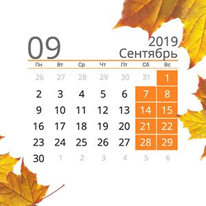 Итоги сентября на вебинаре