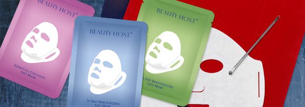 Новинки: маски тканевые и Ложка Уно