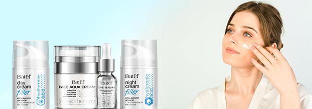 Новые средства для ухода за кожей лица