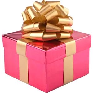 Подарки в розыгрыше