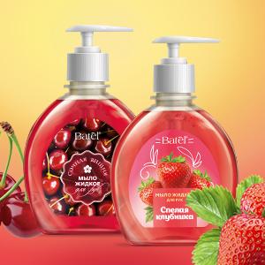 Преимущества жидкого мыла