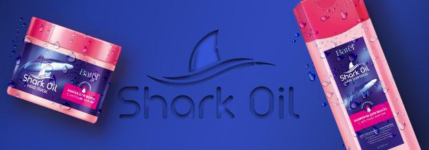 Средства для волос с акульим жиром