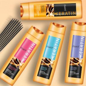 Кератиновая серия для волос