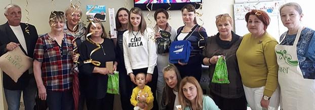 В Москве раздали ценные подарки по призовым баллам